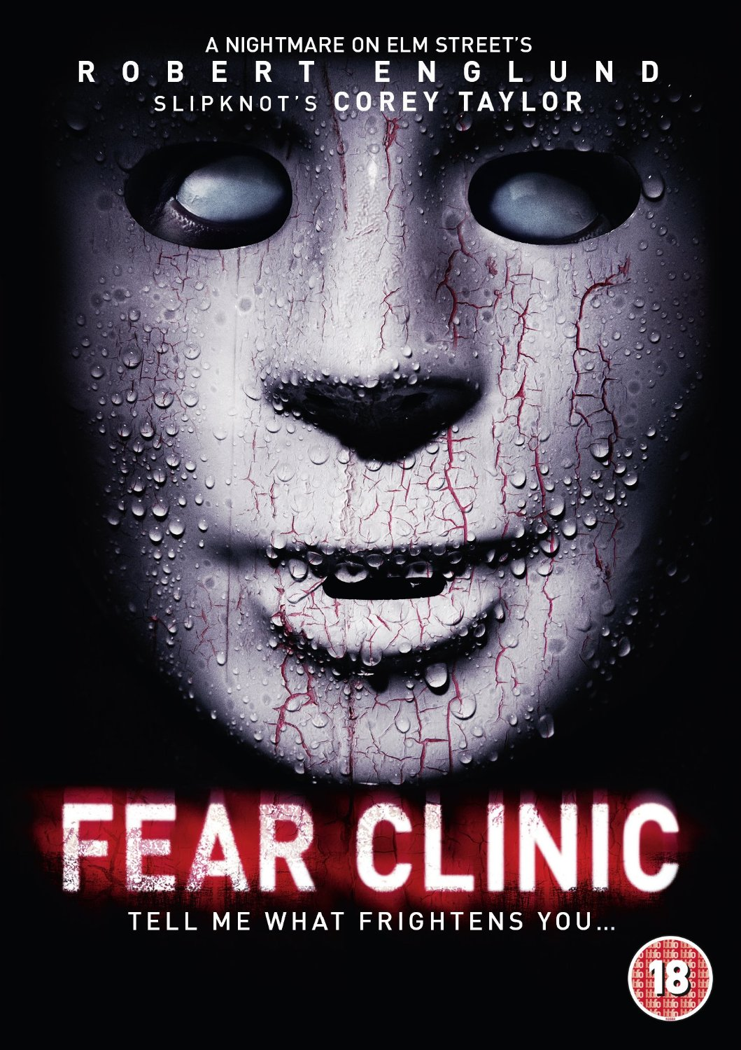 Fear Clinic DVD