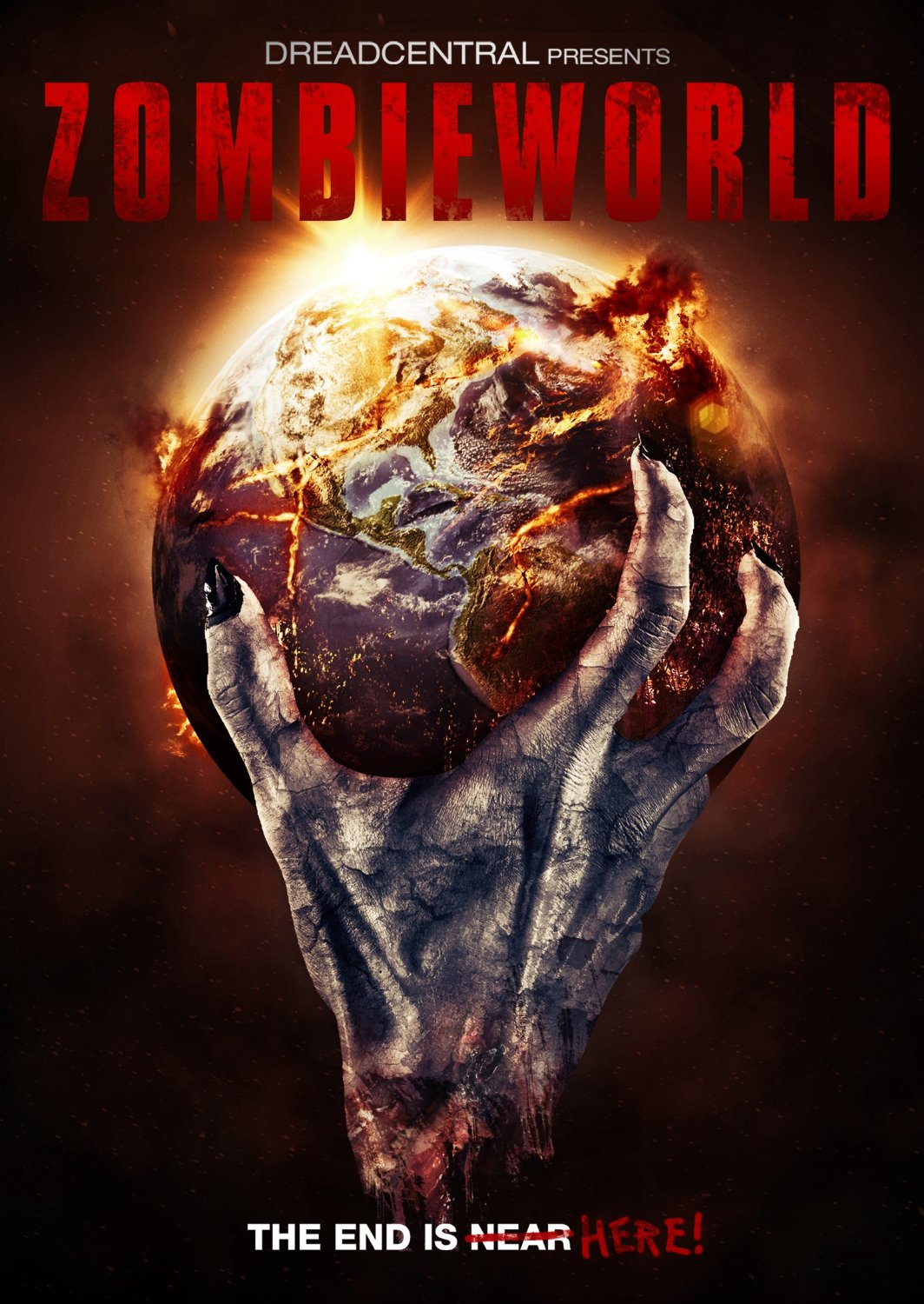 Zombieworld DVD