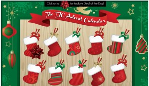Crazy Christmas Advent Calender