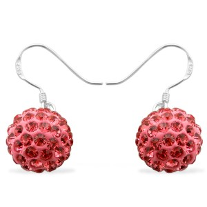 Elanza Pink Earrings