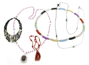 Lovely necklaces to be found on The Jewellery Channel to meet every style