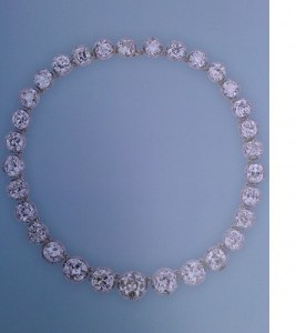 Queen Alexandra Collet Necklace