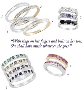 TJC Stacking Rings