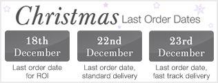 The Jewellery Channel Last Order Dates