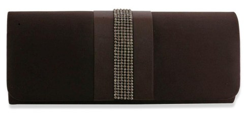 Classic Clutch - Black Beauty
