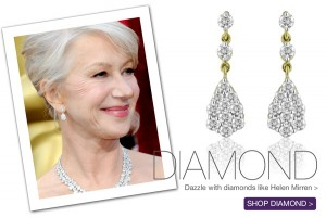 Diamonds with Helen Mirren