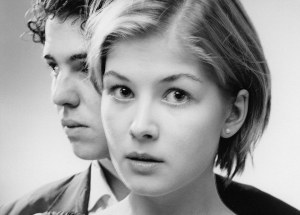 Publicity shot for National Youth Theatre's Romeo and Juliet in 1997 feat Rosamund Pike and Paul Ready.jpg