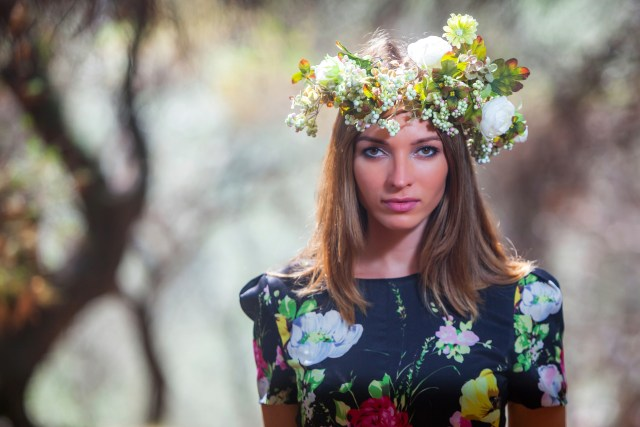 How to wear fresh florals for summer