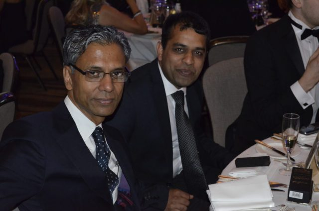 TJC at the UK Jewellery Awards: Sunil and Amit