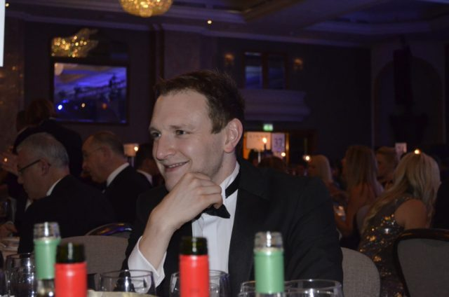 TJC at the UK Jewellery Awards: Derek Gibbons