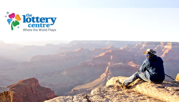 The Lottery Centre takes readers to the Grand Canyon