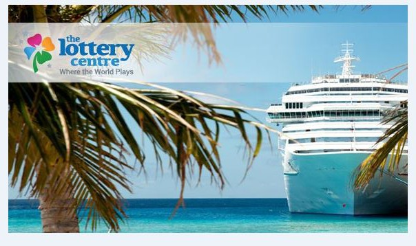 The Lottery Centre takes readers on a boat cruise
