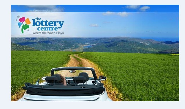 The Lottery Centre goes on some scenic drives