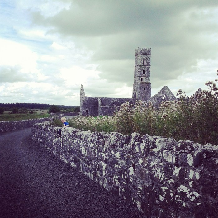 Kilconnell Abbey, Co. Galway