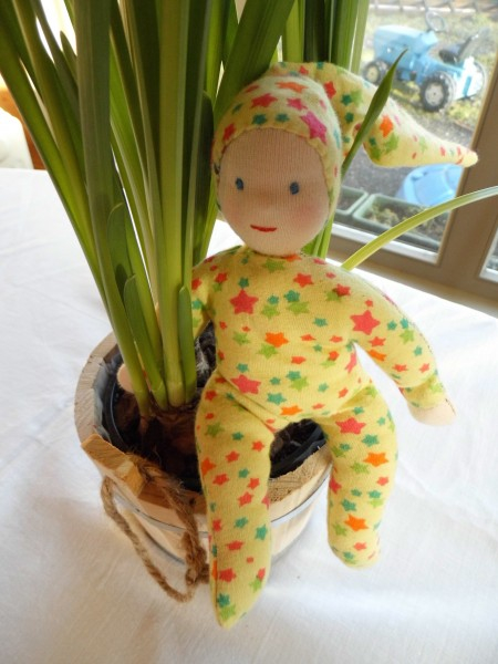 waldorf doll 1