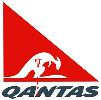 The once proud 'Flying Roo' of Qantas is in a sorry state this week.