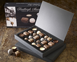 Christmas gifts - Luxury handmade chocolates
