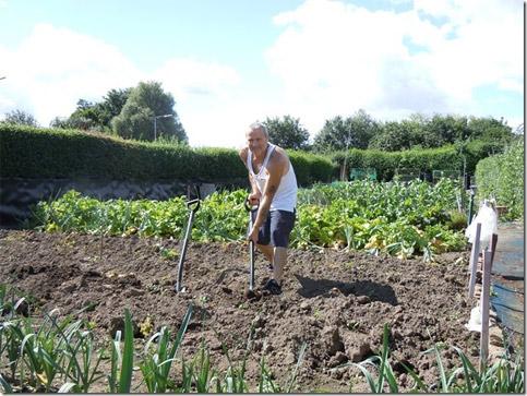 Preparing for 2014 - potato blight