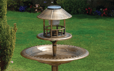 Bird Baths for the Garden