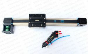 Toothed-belt-drive-Motorized-Stepper-Motor-Precision-Linear-Application-for-Industry