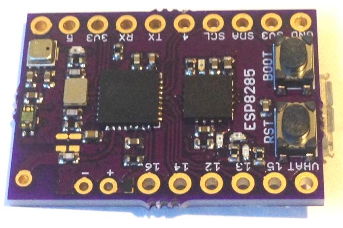 esp8285-dev-board