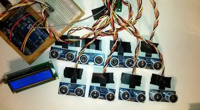 octosonar-sensors