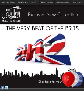 The best of the Brits 2012