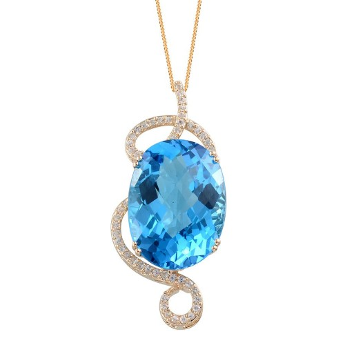 Get gorgeous topaz jewellery this November at The Jewellery Channel