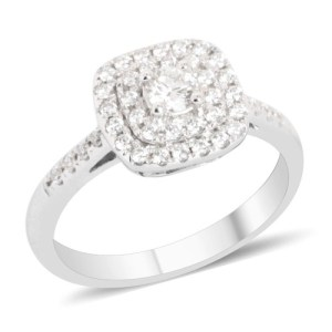 Find an affordable version of Sophie's ring at The Jewellery Channel