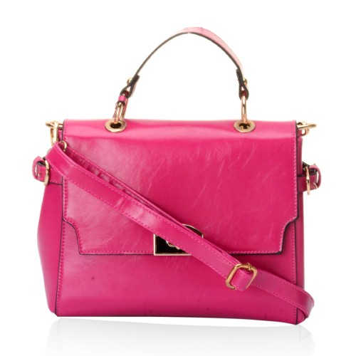 Dress up your LBD with a bright handbag