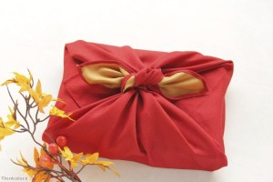 Wrap your gifts in scarves to give two presents in one