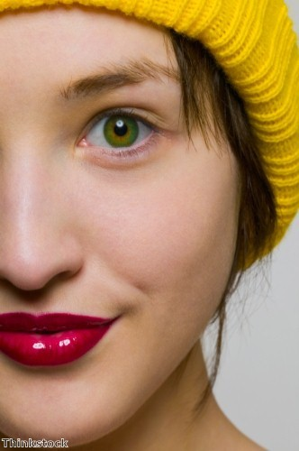 Feeling down? Brighten your style with red lipstick