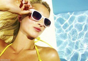 Beach fashion - Stylish Sunglasses
