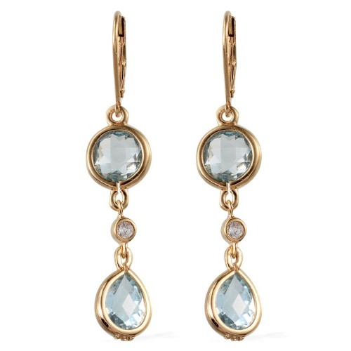 Topaz is a great choice for September jewellery