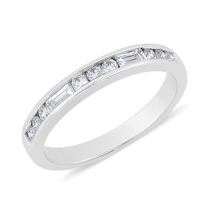 Rhapsody Diamond Eternity Ring