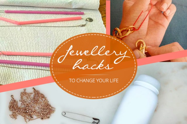 These jewellery hacks will change your life