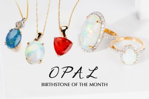October birsthtone opal
