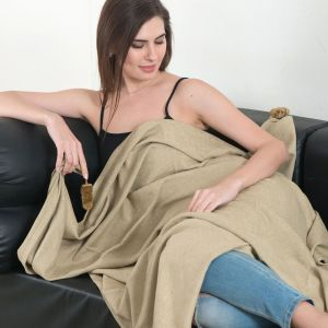 comfortable throw for autumn