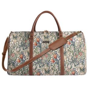 Signare Tapastry Collection Golden Lil Big Holdall with Strap