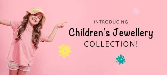 TJC's Launch Children's Jewellery Collection