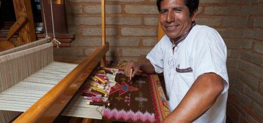 Jacobo Mendoza - Master Weaver