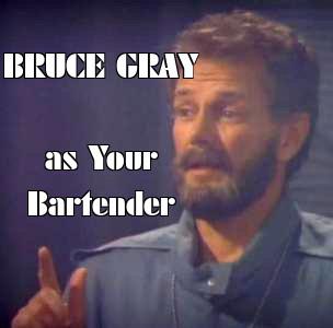 Captain Power Episode 15 - Bruce Gray as Stuart Power