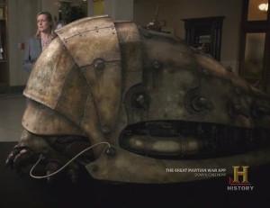 The Great Martian War: Louse Machine