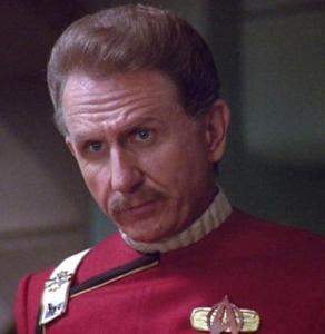 Rene Auberjonois in Star Trek