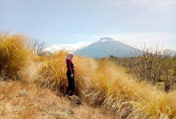 Frida Aisha, a female Muslim traveler