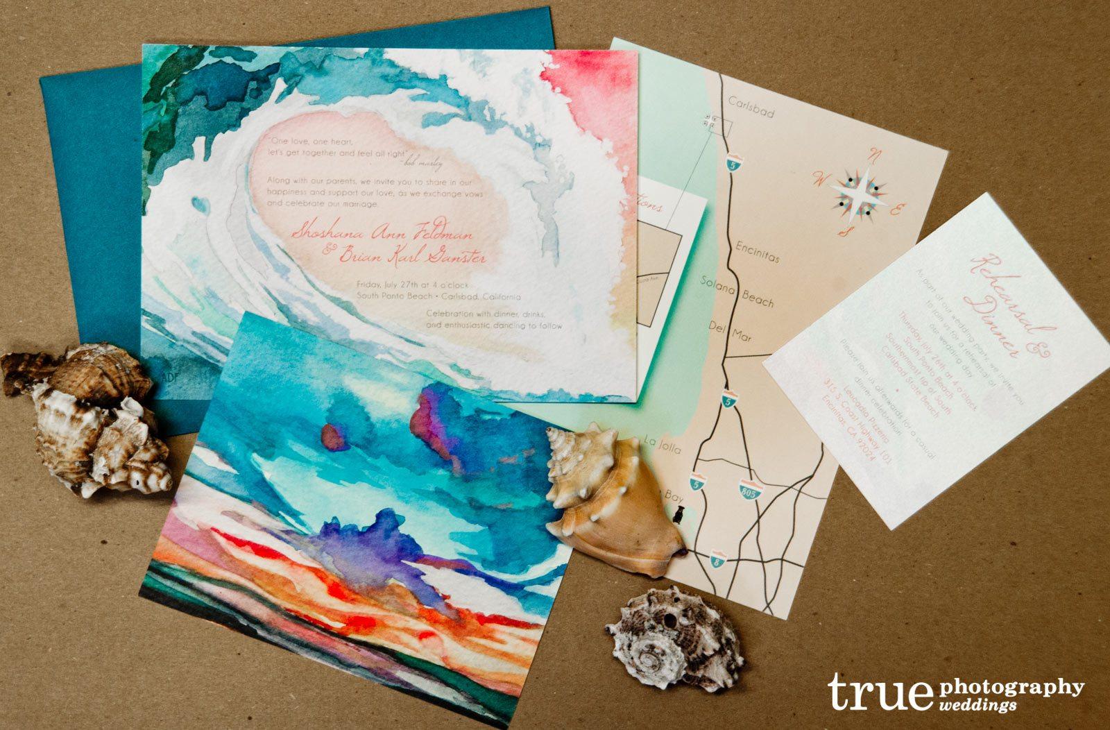 custom beach wedding invitations beach wedding invitations Beach Wedding Invites Surprising Invitation Diy