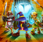 Dungeon Defenders TSG sized