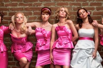 Kristin Wiig and Melissa McCarthy, Bridesmaids
