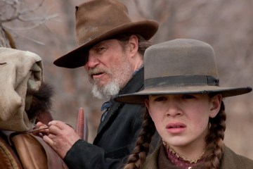 Jeff Bridges and Hailee Steinfeld, True Grit