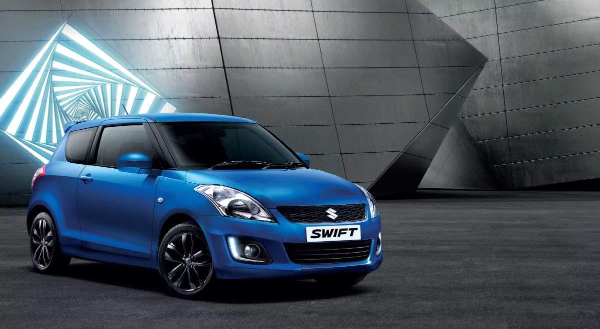 10 years of the Suzuki Swift Sport